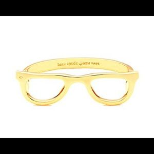 Kate Spade Glasses Bangle Bracelet